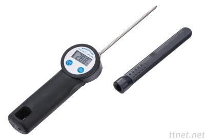 Meat BBQ Fork Electronic Digital Thermometer Waterproof