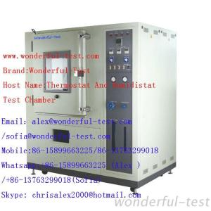 Temperature And Humidity Test Chamber 2