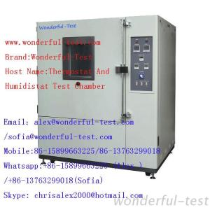 Temperature And Humidity Test Chamber 3
