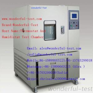 Temperature And Humidity Test Chamber 4