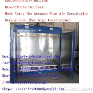 The Accuate Warm Air Drying Oven 802