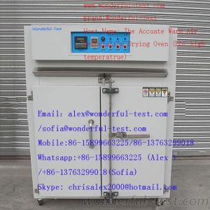 The Accuate Warm Air Drying Oven 902
