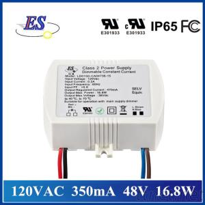 16.8W Constant Current LED Driver with TRIAC Dimming,UL approval
