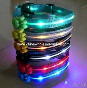 LED Collar For Dog Pet Collar