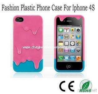 Lovely Cute Plastic Cell Phone Case