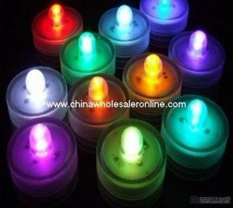 Submersible LED Candle Light