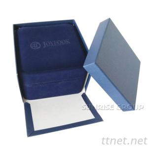 High Quality Decorative Paper Jewelry Box Jewellery Packaging