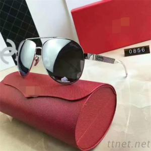 New Style Men And Women Metal Sunglasses