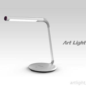 Fashionable Pearl White Nightling Mode LED Table Lighting, Working Lamp