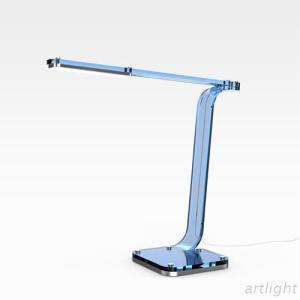 Eye Protection Dimmer Control PMMA Reading Style LED Desk Lamp