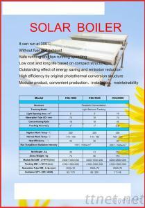 Solar Concentrating Collector