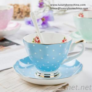 Bone China Cup And Saucer Uk Style Wholesale Contact Now