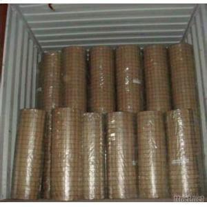 Welded Wire Mesh Netting Panel Roll Factory PVC Coated Electro Hot Dipped Galvanized Welded Wire Mesh