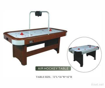 Air Hockey Table With Electronic Counter Or Coin Machine