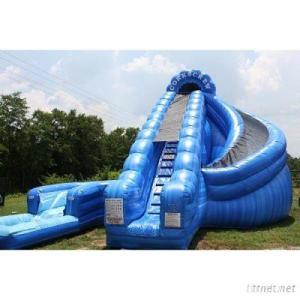 Inflatable Commercial Giant Water Slide