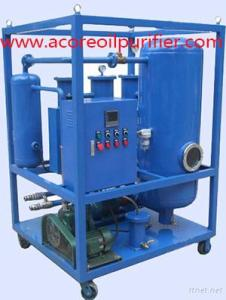 Used Lubricating Oil Filtration Flushing Machine