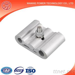 Wanxie  Electric Wire Cable Clip C Shape Wedge Clamp