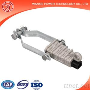 Wanxie NXJG-2Q Wedge Type Insulation Strain Clamp For 10KV ACSR Wire