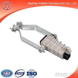 Wanxie NXJG-3Q Wedge Insulation Strain Clamp For 10KV Overhead Insulated Alumium Conductor
