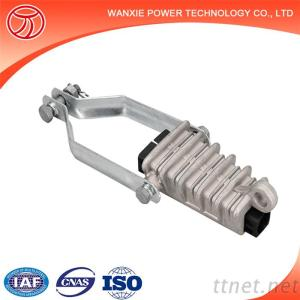 Wanxie NXJG-4Q Wedge Strain Clamp Overhead Insulation Wire Clamp
