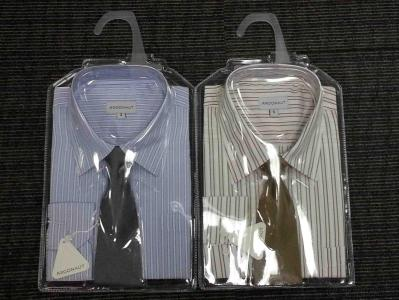 Mens Shirt With Tie