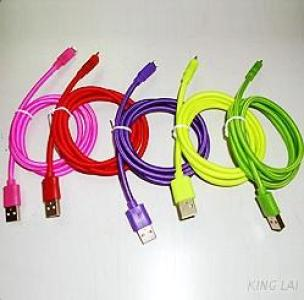I-PHONE Color USB cable