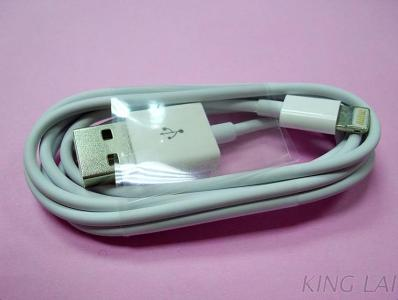Sample 24 USB A male TO I-PHONE 5