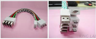 Sample 18 Magnetic USB A male & MICRO OEM