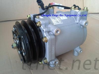 ATC Auto Ac Compressor For Bus Air Conditioning
