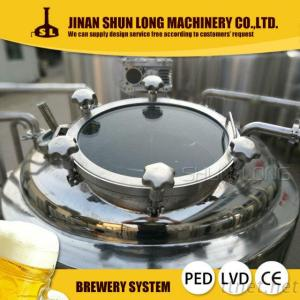 Stainless Steel Or Copper Beer Brewing/ Brewery Equipment Beer Fermenters Beer Fermenting System