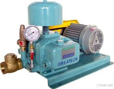 Greatech Positive Displacement Roots Blower