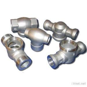 Stainless Steel Pipe Fittings Of Investment Casting