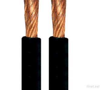 Copper Conductor Rubber Sheath Welding Cable