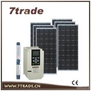 30HP Solar Irrigation System No Need Battery