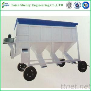 TSE Moving Type Grain Seed Cleaning Machine