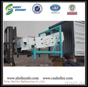 Vibrating Screen Grain Cleaning Machine Used