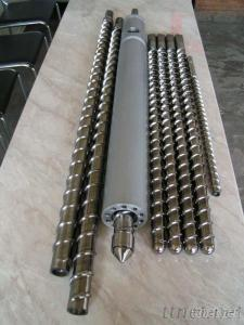 Single Screw Barrel For Injection