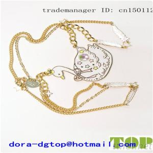 Fashion Necklace With Pendant