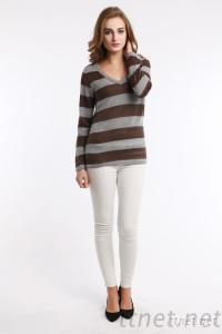 Women Casual Long Sleeve Knitted Pullover Tops Loose Sweater, Knitwear Jumper Hot