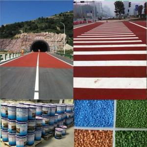 Color Anti-Skid Road Marking Paint