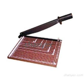 Paper Trimmer With Wooden Base (B4)