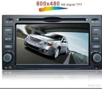 Car DVD With GPS for KIA Sportage Cerato Carens