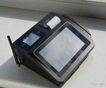 Android Touch POS Terminal With Thermal Printer GPRS