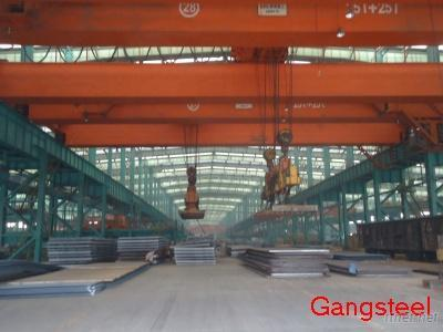 ASTM A572 Steel Plate