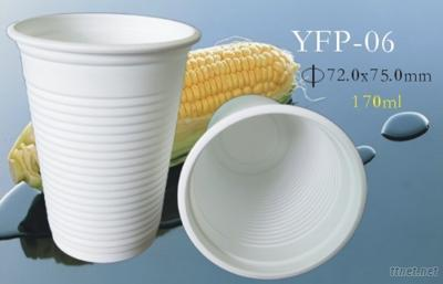 Biodegradable 6 Oz Cup (YFP-06)