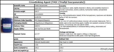 Crosslinking Agent (TAIC (Triallyl Isocyanurate))