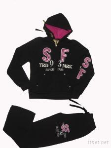 Women's Tracksuit 100% Polyester