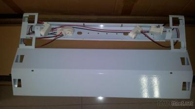 T8 Double Lighting Fixture/Brackets