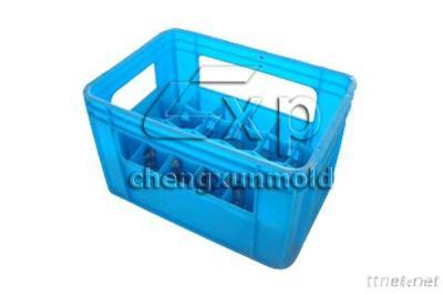 Turnover Box Mould | Fruits Crate Mould | Plastic Vegetable Crate Mould