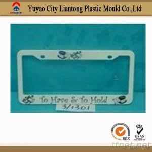 USA License Plate Frame in Chinese Market for Good Quality